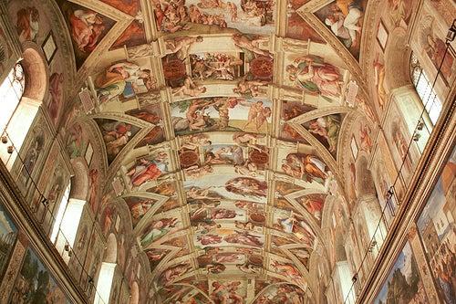 La Capilla Sixtina, una impresionante obra de arte mundialmente conocida