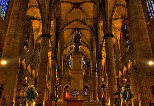 iglesia-santa-maria-del-mar-la-barceloneta-barcelona