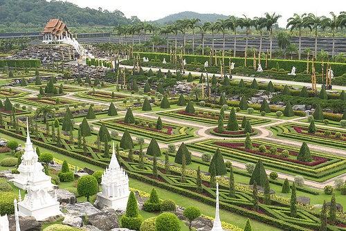 jardin-botanico-tropical-nong-nooch-tailandia