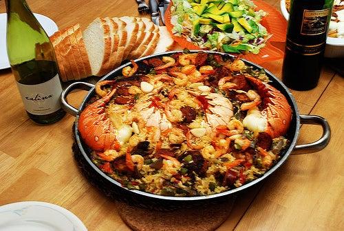 La gastronomía española, un placer para el paladar