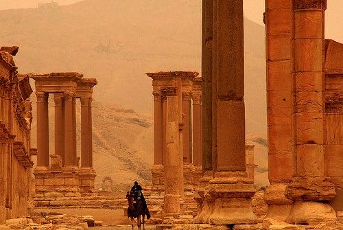 Las antiguas ciudades que pasaron a la historia