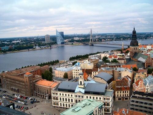 La ciudad de Riga, Capital de la Cultura Europea