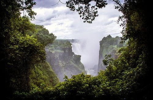 Aventura en Zimbawe, África