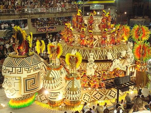El Carnaval de Río: fastuoso y único
