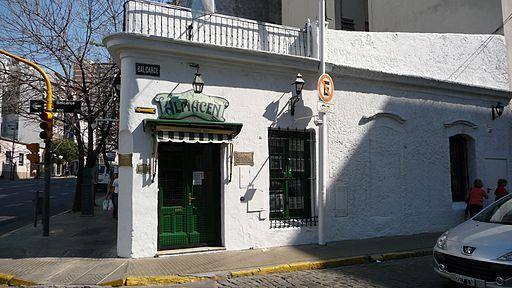 El Viejo Almacén, un símbolo de Buenos Aires