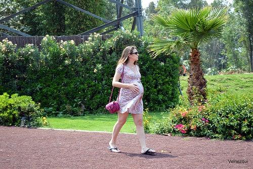 Viajar a otro país durante el embarazo