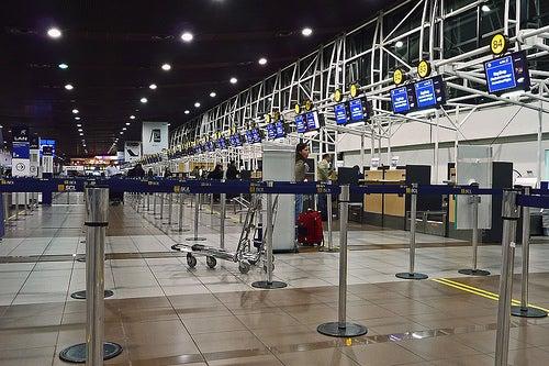 Cómo facilitar el control aeroportuario