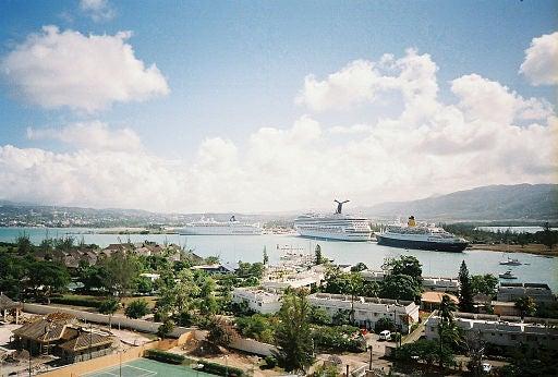 Montego Bay, en Jamaica.