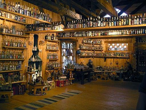 El Museo del Vodka