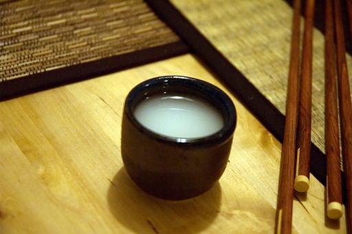 El Sake, un emblema de Japón.
