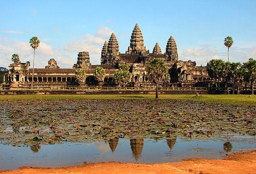Los templos de Ankgor