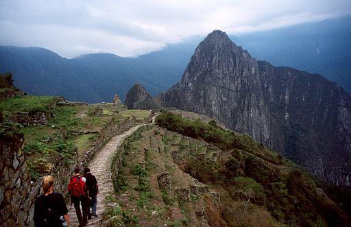 El Camino del Inca, en Perú.