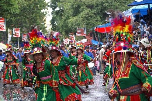 Los mejores carnavales del mundo_oruro
