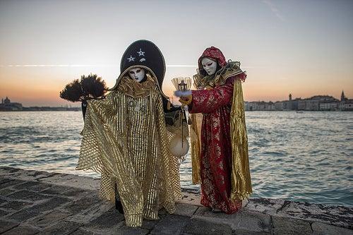 Los mejores carnavales del mundo_venecia