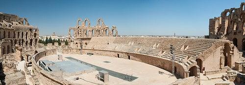 Los anfiteatros romanos más famosos del mundo