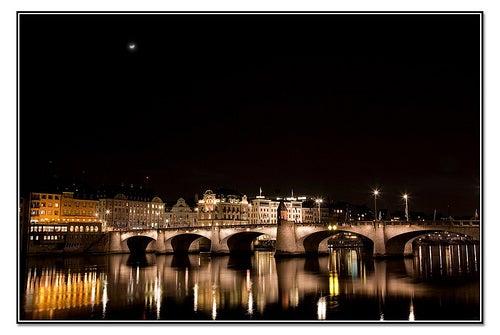 La ciudad de Basilea, arte y cultura por todas partes