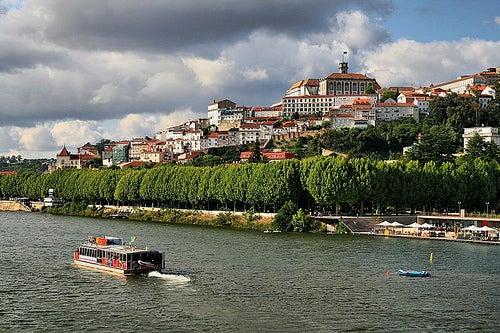 La ciudad de Coimbra, el pequeño rincón universitario de Portugal
