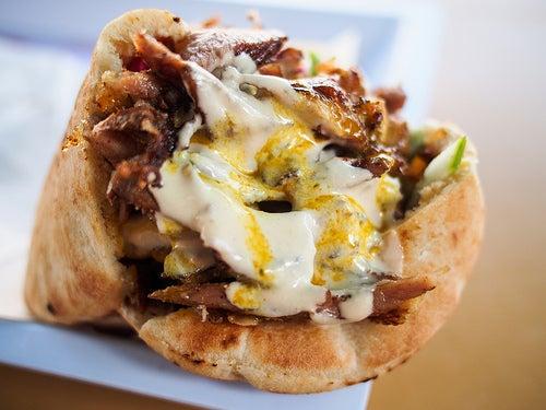 comer en un país nuevo parte 2_Shawarma
