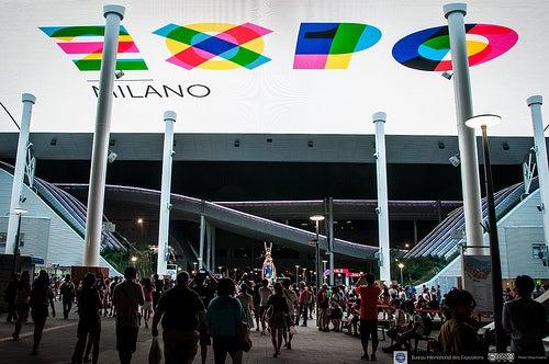 La Expo de Milán en 2015