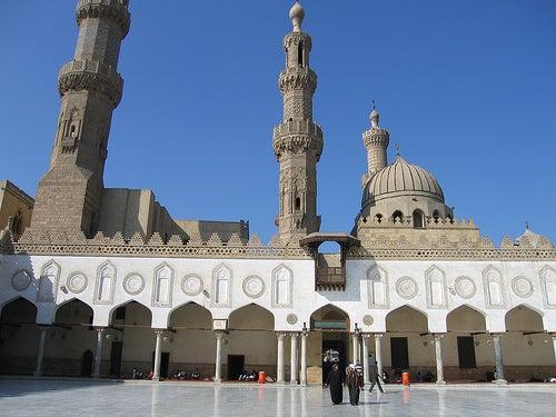 mezquita-de-al-azhar-el-cairo