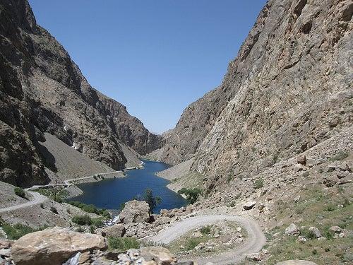 Marguzor Lakes, Fan Mountains, Tajikistan