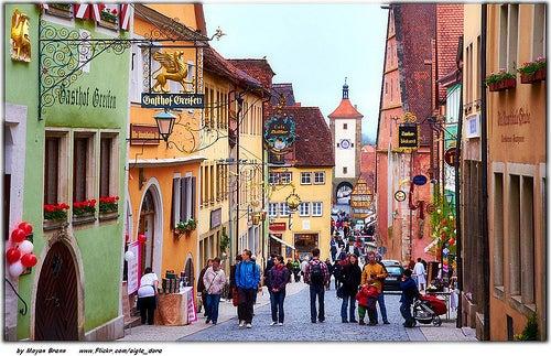 Las cuatro pequeñas grandes ciudades europeas