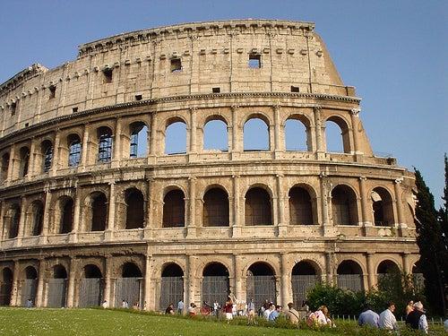 siete maravillas del mundo moderno_coliseo roma