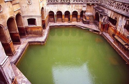termas-romanas-bath-inglaterra