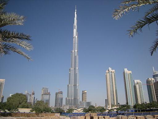 Los edificios más altos del mundo I