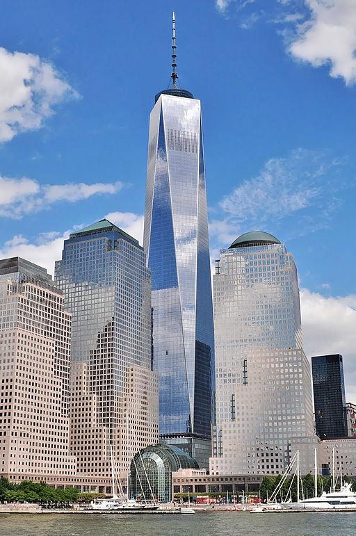 El One World Trade Centre, en Nueva York.