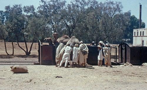 Al Azizyah, en Libia.