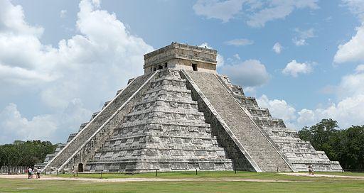 Chichén Itzá, en México.