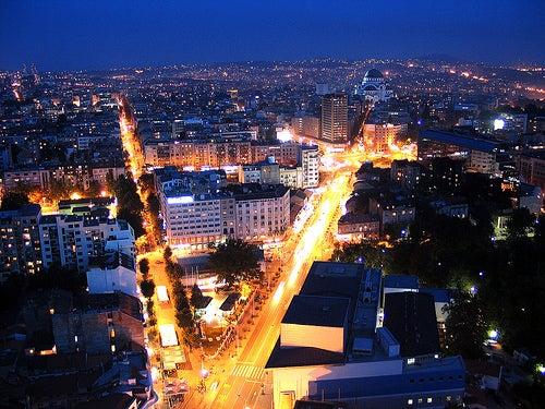 La ciudad blanca de Belgrado, el resurgir de una guerra