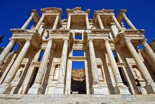 El paisaje monumental de Éfeso