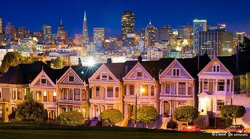 La ciudad de San Francisco, una de las más bellas del mundo