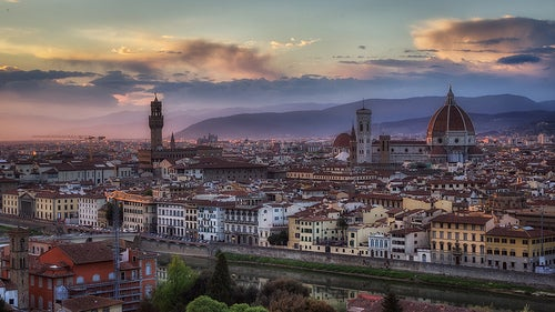 Una pequeña gran guía de Florencia