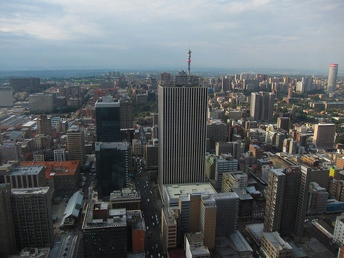 La ciudad de Johannesburgo, descubre este bonito lugar de Sudáfrica