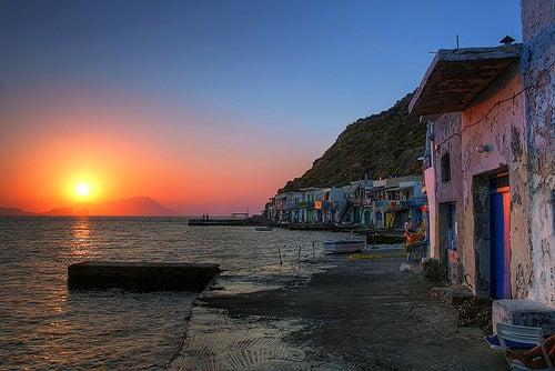 La isla de Milos, la isla griega de la diosa Venus