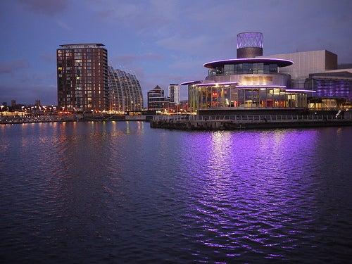 La ciudad de Manchester, la desconocida del Reino Unido