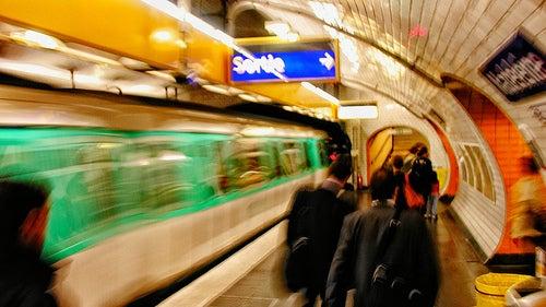 Las estaciones fantasma del metro de París