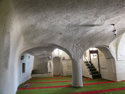 mezquita-en-cavusin-capadocia