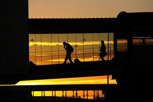 Sobrevivir a un aeropuerto en otro idioma
