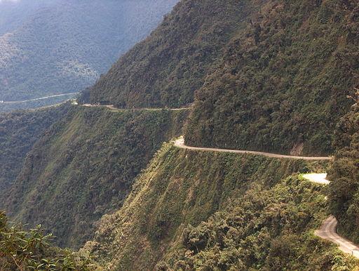 Las carreteras más peligrosas del mundo I