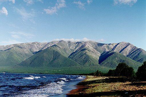 El Lago Baikal, una maravilla de la naturaleza