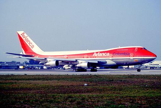Avianca, la segunda aerolínea más antigua del mundo.