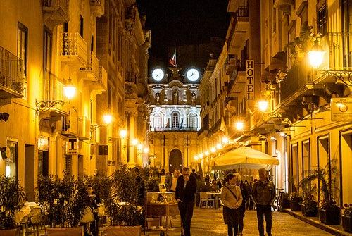 Trapani, Italia.