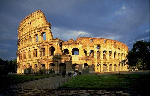 """Roma: """"La ciudad eterna""""."""
