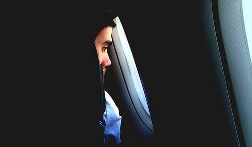 Los vuelos largos pueden ser muy tediosos.