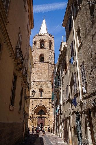 Alghero, Italia.