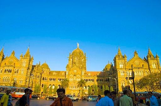 Bombay, en la India.